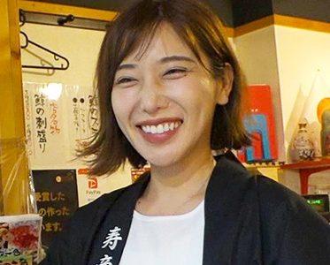 森朝奈(寿商店)美人だが胸・カップや彼氏・結婚は!?どこで会える?【セブンルール】