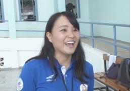 沖田咲(水泳コーチ)プロフは?カンボジアのきっかけや年収は?彼氏や結婚は?【グッと地球便】