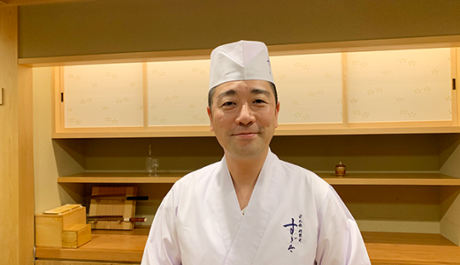 杉田孝明(寿司)の料金・メニューや評判と予約は?(情熱大陸)