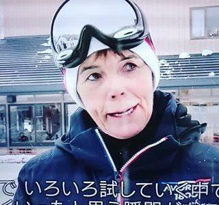 アニー・ファモーズ(スキー/元世界チャンピオン/奇跡のレッスン)プロフ・経歴や現役時代の成績や指導方法は?