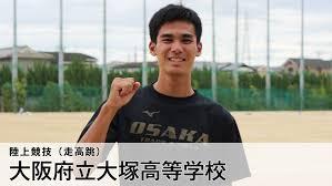 江頭亮(走り高跳)成績凄いがコーチや学校・今後の進路は?【ミライモンスター】