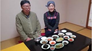 マンナム(島根・浜田市/山里の韓国料理店人生の楽園)の場所・メニューや評判は?