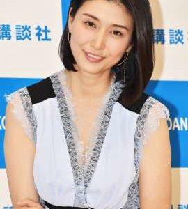 橋本マナミの第一子妊娠はデキ婚?