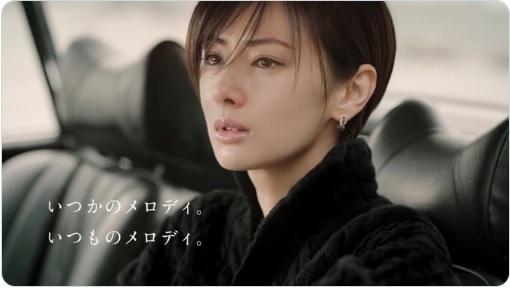 北川景子がGRAYベスト盤CMに!?歌唱力の高さがヤバい!?動画は?