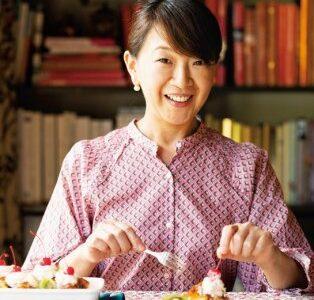 小堀紀代美(料理・菓子研究家)の夫(旦那)の画像・職業やプロフ・経歴・著書は?(きょうの料理)