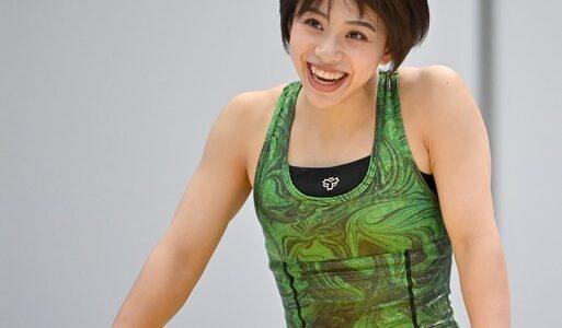 村上茉愛プロフ(おっぱいカップ)が巨乳ですごい!?かわいいが彼氏は?【体操】