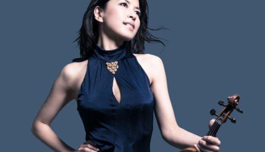 川井郁子の胸カップや若い頃がスゴイ!?美魔女で美しいが結婚やプロフ経歴は!?(SWITCHインタビュー)