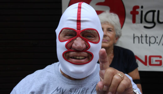 ザ・デストロイヤーのサラメシの洋食店はパレス(PALACE/麻布十番)イケメン素顔(画像)なのにマスクの理由は?